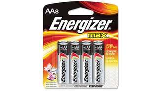 Energizer AA battery
