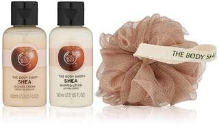Travel size Shea Shower Cream 60ml