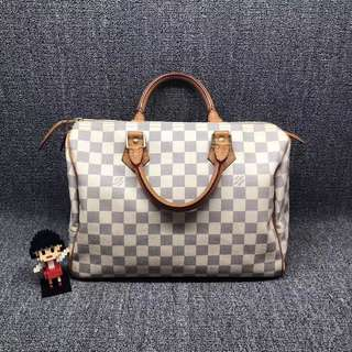 💯% Authentic Pre-loved LV Speedy 30