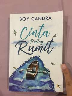 novel by boy candra