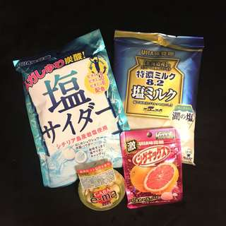 UHA味覺糖set