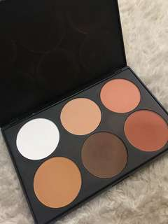 BH cosmetics Contour & Blush Pallete ORIGINAL