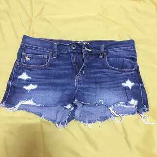 Abercrombie sexy shorts