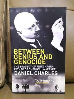 Between Genius and Genocide by Daniel Charles