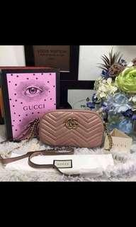 Gucci GG Marmont Matelasse' Sling Bag