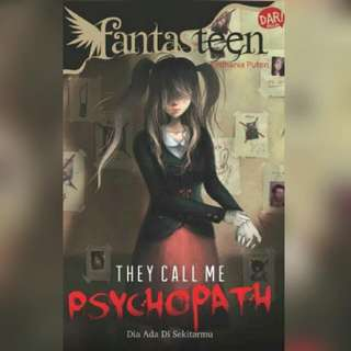 Ebook They Call Me Psychopath