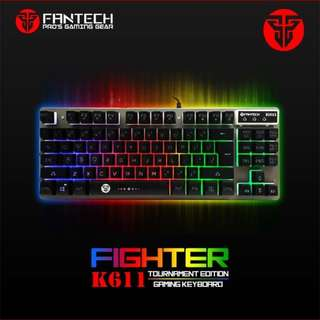 FANTECH k611 - FIGHTER PRO GAMING KEYBOARD