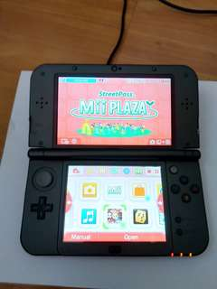 New 3DS XL Black