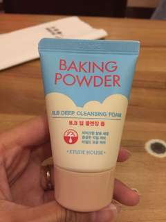 Cleansing Foam Etude House
