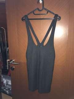 Like new! Original zara trf dress size s