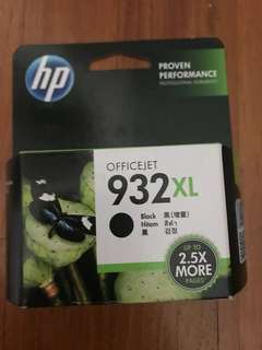 Authentic HP 932XL black (Brand New)