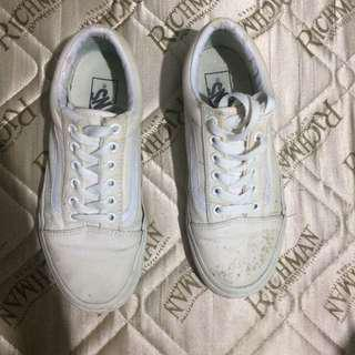 Vans Authentic OS white