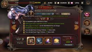 Final fantasy awakening VIP 9 account selling, IOS near 500 mil CP (S$200), android near 400 mil CP (S$150)