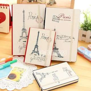 Paris All-in-one Journal