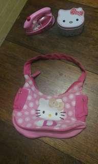 hello kitty kids bag