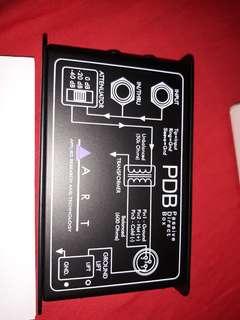 Pdb passive box