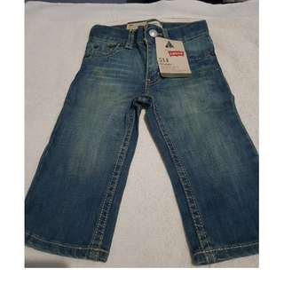 Levi's Jeans 12mos