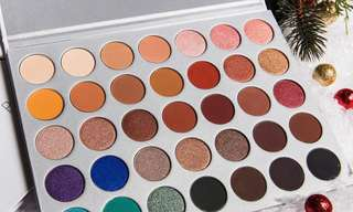 💄❤️ Morphe Cosmetics The Jaclyn Hill Morphe Eyeshadow Palette