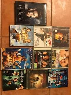 Chinese Movies/Chinese Drama/English Movies DVD