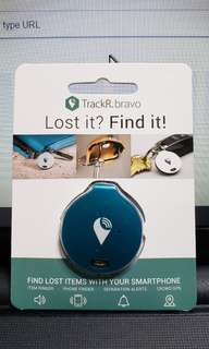 TrackR bravo-Lost and find