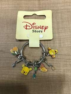 Authentic Disney Pooh Bear Keychain