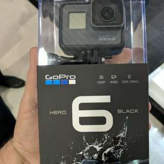 🚚 gopro hero 6 black