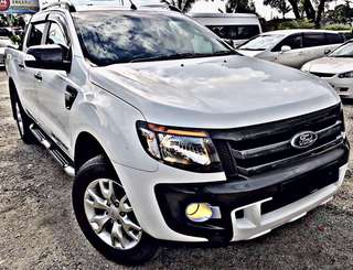 SAMBUNG BAYAR / CONTINUE LOAN  FORD RANGER WILDTRACK 3.2 AUTO 4x4  FULL SPEC