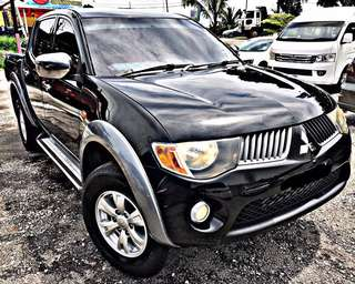 SAMBUNG BAYAR / CONTINUE LOAN  MITSUBISHI TRITON DID L200 2.5 TURBO AUTO 4x4