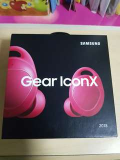 Iconx Pink 2018