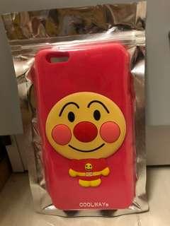 麵包超人 IPhone 6 plus case 手機套