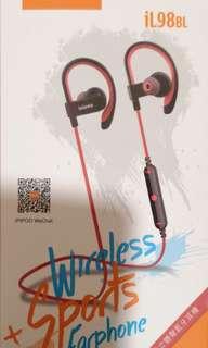 ipopoo藍芽耳機iL98BL