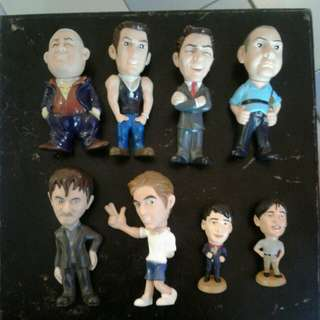 Infernal Affairs Toy