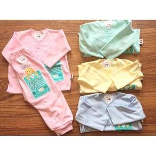 🚚 (3-6m) Baby Pyjamas set libby baby