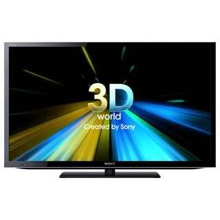 SONY 3D Television - BRAVIA HX-750 - Preloved