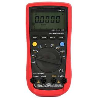 1070. UNI-T AC/DC Modern Digital Auto Ranging Multimeter (Multitester True RMS)