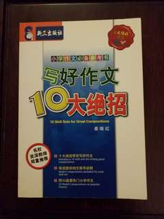 Chinese Composition Primary 小学作文