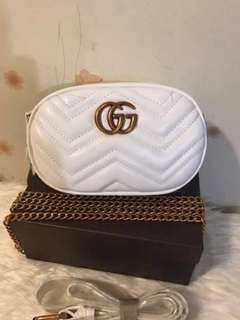Gucci GG Marmont Sling & Belt Bag *Authentic