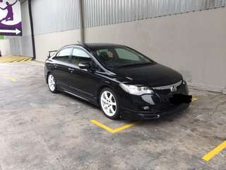 Honda Civic Rental