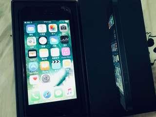 iPhone 5 黑色