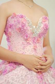 Ballgown for rent