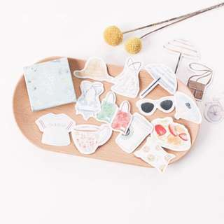 [PO] clothing sticker pack