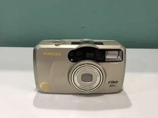 Samsung Fino 80XL Film Camera Kamera Filem