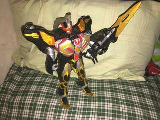 Power rangers mystic force japan dx fire kaizer