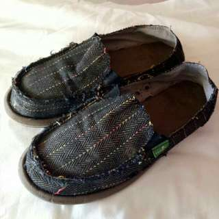 Authentic Preloved Sanuk Womens Shoes