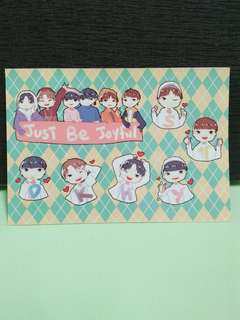 JBJ - True Colors Stickers