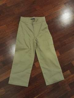 Boy khakis pants