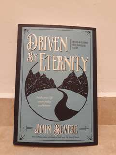 ☆NEW☆ Driven by Eternity-John Bevere