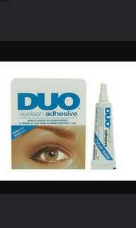 Duo eyelashes glue