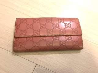 Gucci women's wallet女裝銀包