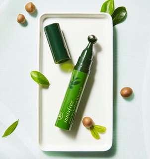 Innisfree Green Tea Seed Eye And Face Ball